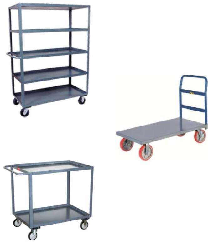 Carts and Trucks